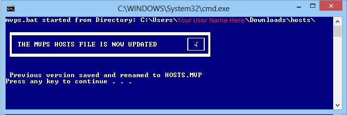 win hosts file editor
